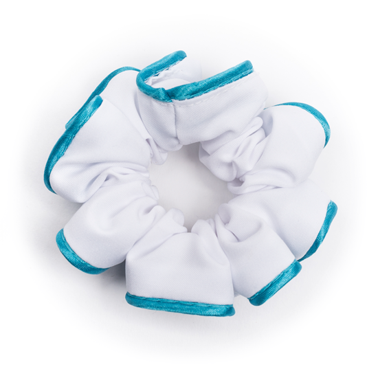 Picture of Two Color Tournament Scrunchie